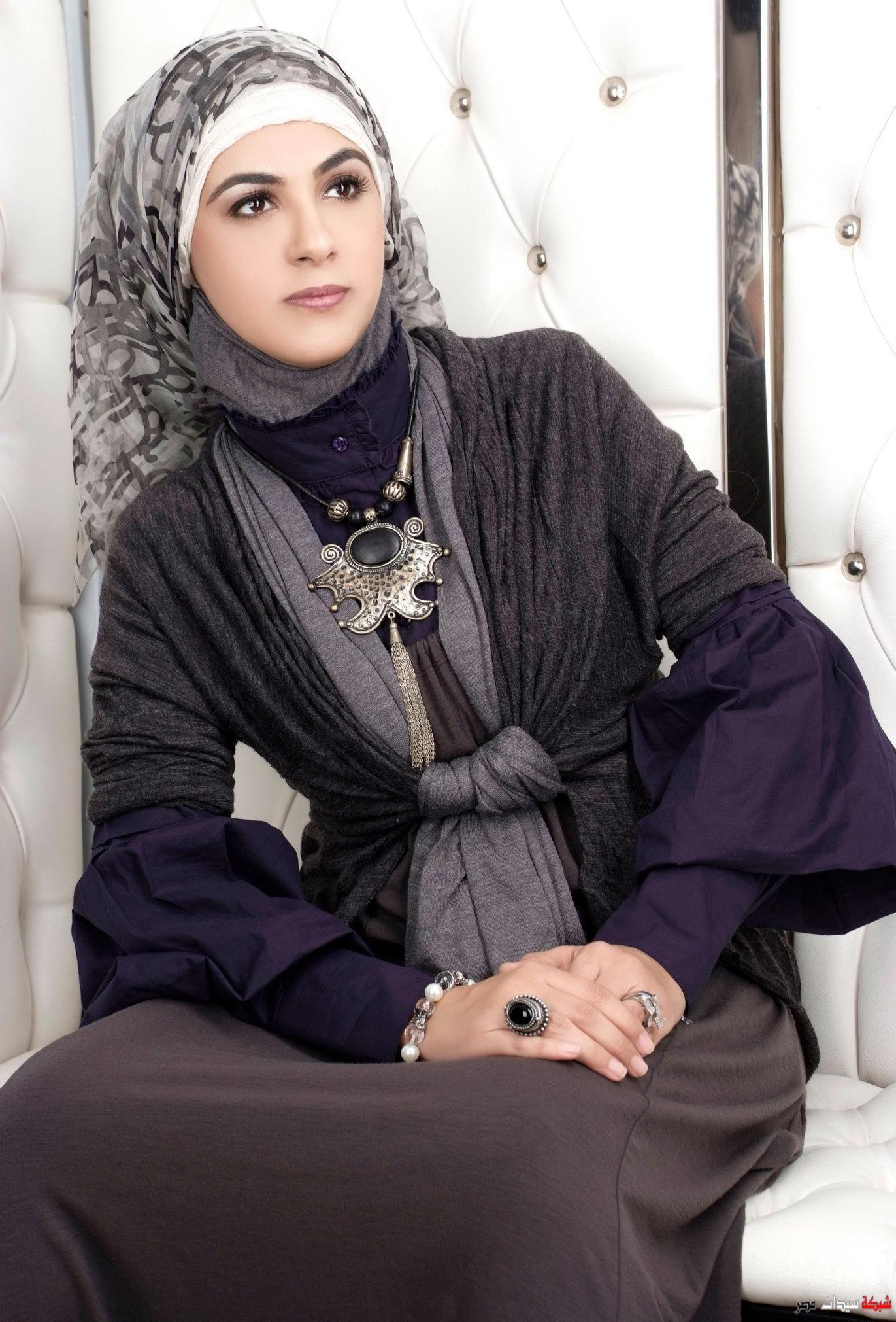 بالصور ملابس محجبات قمة الموضة , 2019 ملابس للمحجبات تجنن 107 2