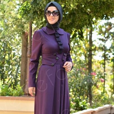 بالصور اجمل الحجابات الجزائرية تامل وانت الحكم , صور حجابات مخيطه بانامل جزائرية 71 2