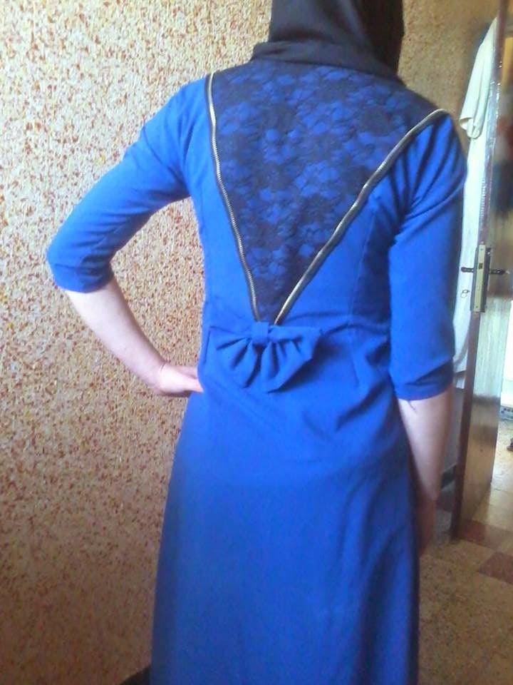 بالصور اجمل الحجابات الجزائرية تامل وانت الحكم , صور حجابات مخيطه بانامل جزائرية 71 5