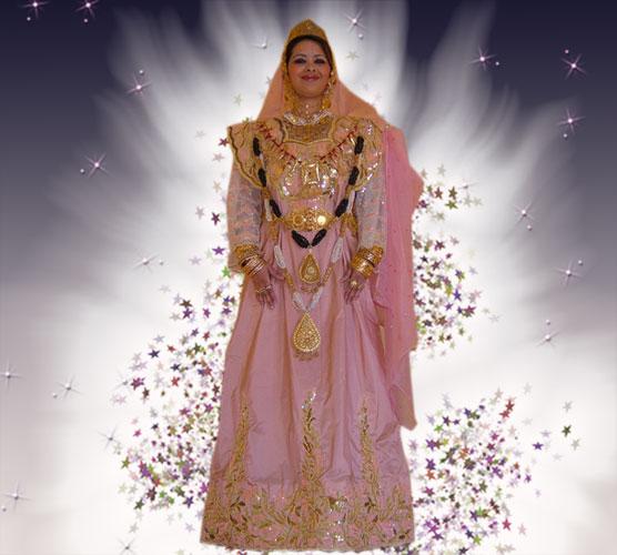 بالصور موديلات فساتين بنات للاعراس الجزائرية 2019 , اجمل فساتين العرائس 183 3