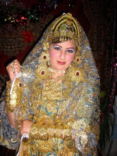 بالصور موديلات فساتين بنات للاعراس الجزائرية 2019 , اجمل فساتين العرائس 183 6