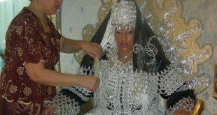 صوره موديلات فساتين بنات للاعراس الجزائرية 2018 , اجمل فساتين العرائس