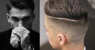 صور قصات شعر رجالي 2020 , احدث تقاليع الشعر للرجال