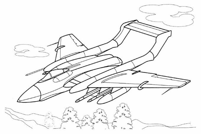 بالصور رسومات للتلوين الطائرات , رسومات جديدة للطائرات لهواه التلوين 244 3
