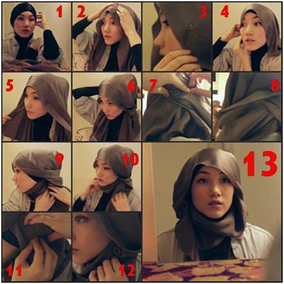 بالصور طرق وضع الحجاب التركي , اجمل لفات الحجاب بالصور 249 2
