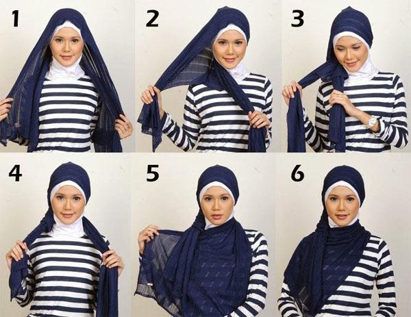 بالصور طرق وضع الحجاب التركي , اجمل لفات الحجاب بالصور 249 8