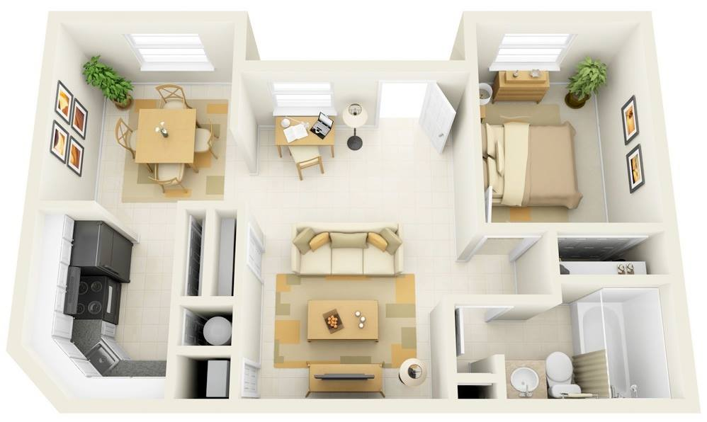 صوره تصاميم بيوت صغيره , اجمل صور لتصميم بيت صغير