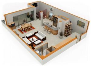 بالصور تصاميم بيوت صغيره , اجمل صور لتصميم بيت صغير 285 15