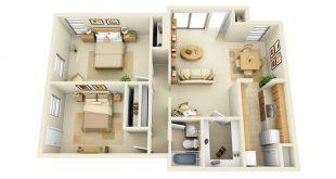 تصاميم بيوت صغيره , اجمل صور لتصميم بيت صغير
