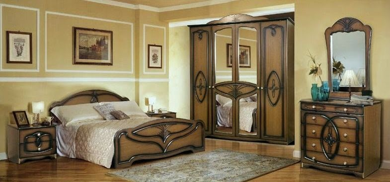 بالصور اثاث غرف نوم جزائرية , اجمل اشكال الغرف الجزائرية 301 9
