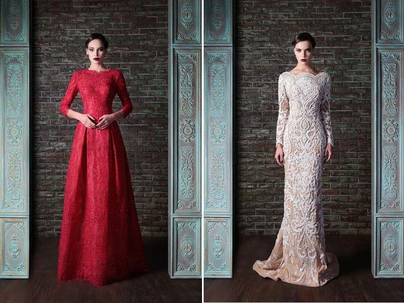 بالصور اروع بل افضل فستان نسائي لهذا العام , اجمل فستان فى موضة 2019 312 1