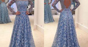 صورة اروع بل افضل فستان نسائي لهذا العام , اجمل فستان فى موضة 2019