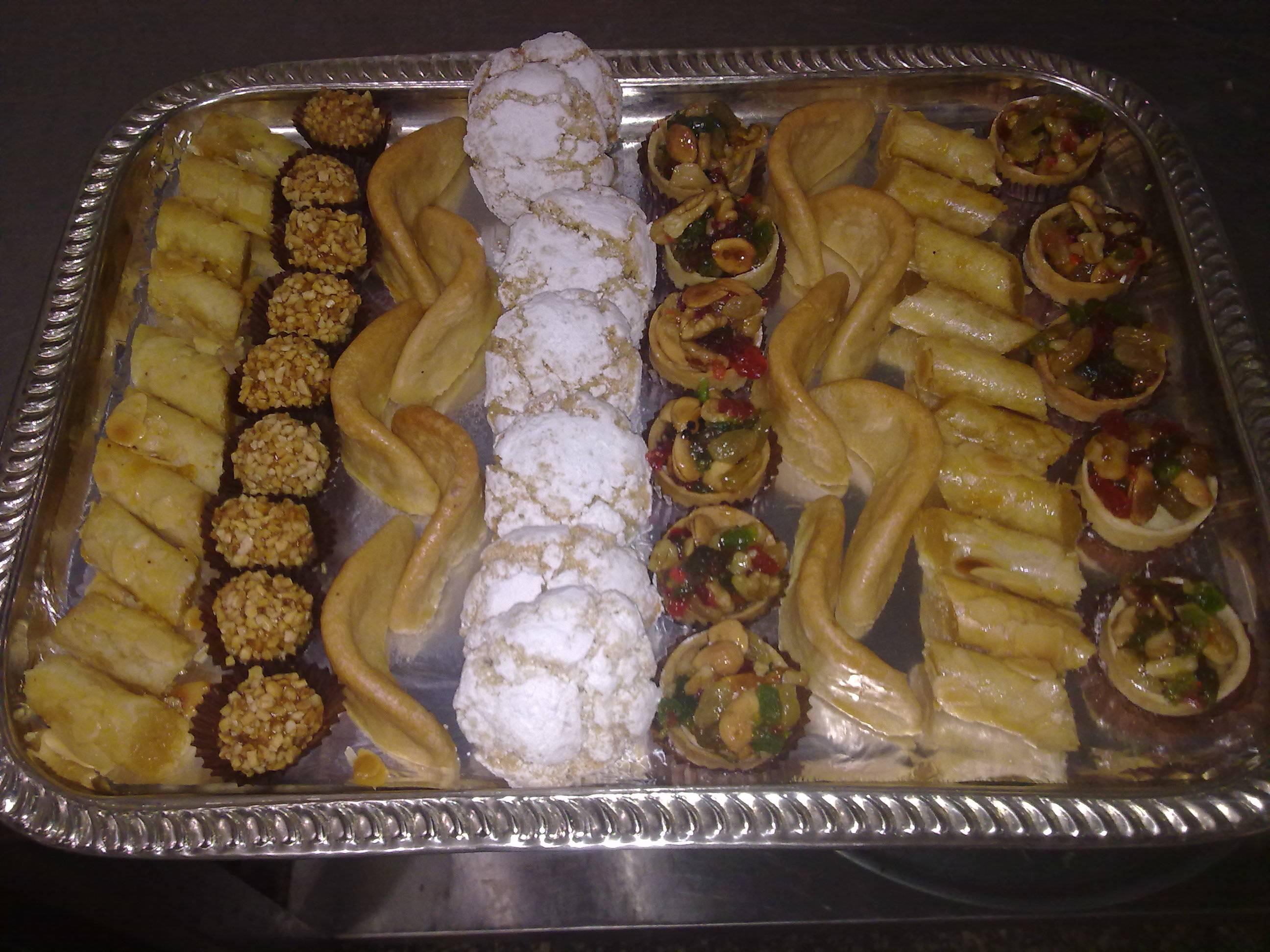 بالصور حلويات مغربية تقليدية , اروع واطعم اصناف الحلويات 367 1