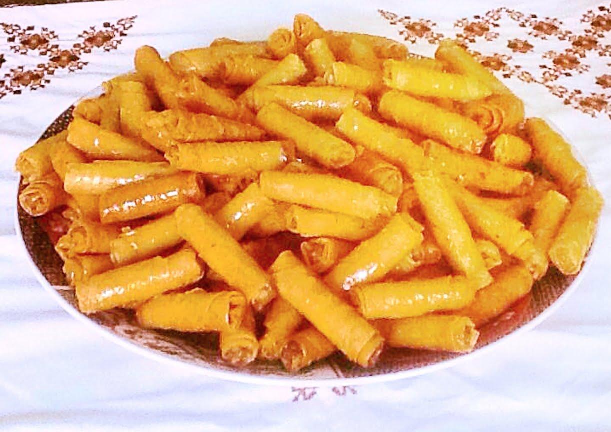 بالصور حلويات مغربية تقليدية , اروع واطعم اصناف الحلويات 367 8