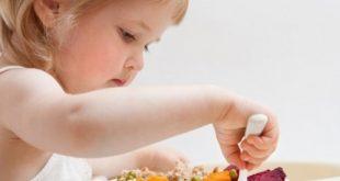 اكلات تسمن الاطفال في اسبوع , طفلتك نحيفة اليك الحل