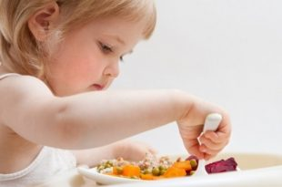 صورة اكلات تسمن الاطفال في اسبوع , طفلتك نحيفة اليك الحل