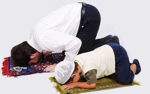 بالصور تعليم الصلاة للاطفال , نصائح مفيدة لتعليم الاولاد للصلاة 391 1.jpeg 526x330