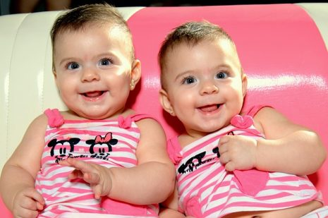صور انجاب توام في المنام , ولادة طفلين توام فى المنام
