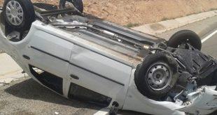 حلم انقلاب السيارة , تفسير رؤيا حادث العربية