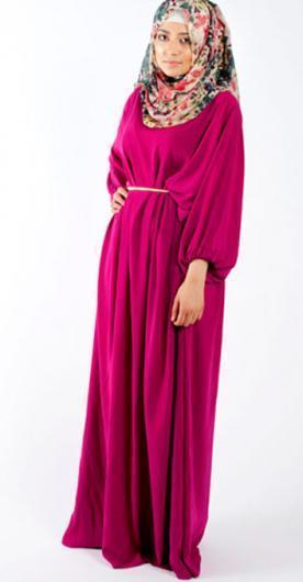 بالصور ازياء للمحجبات جديدة , الحجاب دلوقتي اجمل 712 2