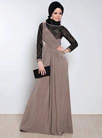 بالصور ازياء للمحجبات جديدة , الحجاب دلوقتي اجمل 712 5