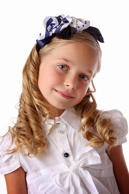 صور لفات شعر اطفال , اجدد تسريحات شعر للاطفال
