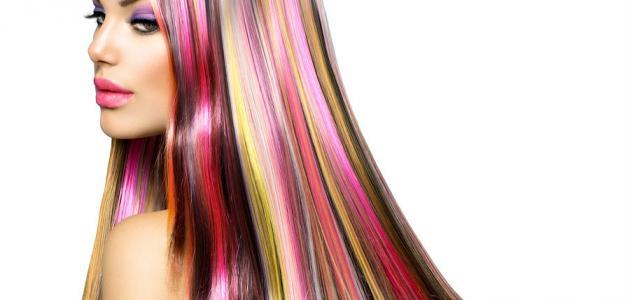 صوره صبغ الشعر صبغ الشعر , احدث صيحات الوان الصبغات