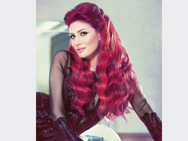 صور تسريحات شعر هبة نور , اجمل اطلالة جذابة للنجمة السورية