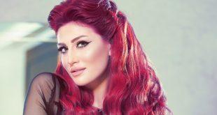 تسريحات شعر هبة نور , اجمل اطلالة جذابة للنجمة السورية