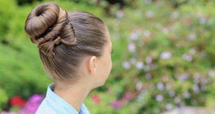 صور تساريح شعر للمدرسه , احلي تسريحات بسيطة وسريعة