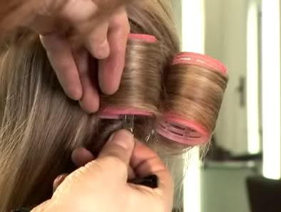 بالصور طريقة عمل لف الشعر , خطوات بسيطة لعمل تسريحات مختلفة 793 2