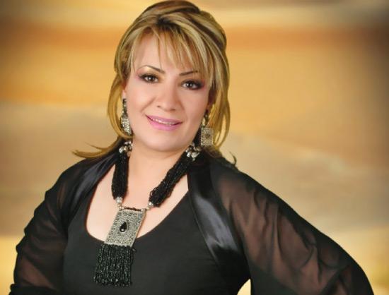 صور قصات شعر هدى حسين , اجمل صور لقصات الشعر للفنانة العراقية