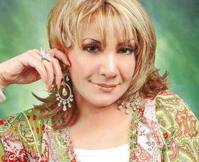 بالصور قصات شعر هدى حسين , اجمل صور لقصات الشعر للفنانة العراقية 797 1
