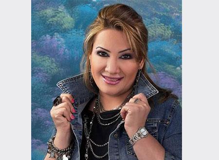بالصور قصات شعر هدى حسين , اجمل صور لقصات الشعر للفنانة العراقية 797 2