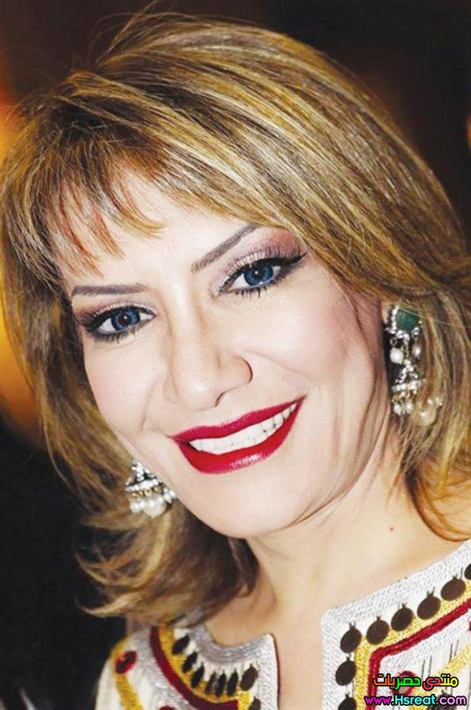 بالصور قصات شعر هدى حسين , اجمل صور لقصات الشعر للفنانة العراقية 797 6
