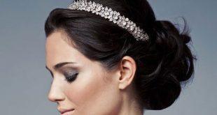 صور تسريحات شعر عرايس , تسريحات متنوعة ليوم زفافك