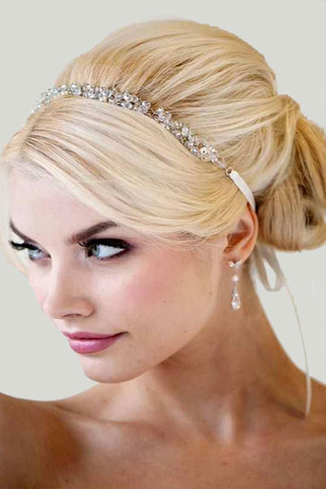 بالصور صور تسريحات شعر عرايس , تسريحات متنوعة ليوم زفافك 799 2