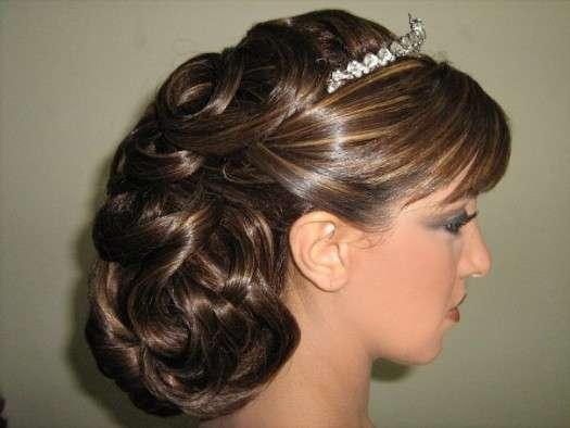 بالصور صور تسريحات شعر عرايس , تسريحات متنوعة ليوم زفافك 799 5