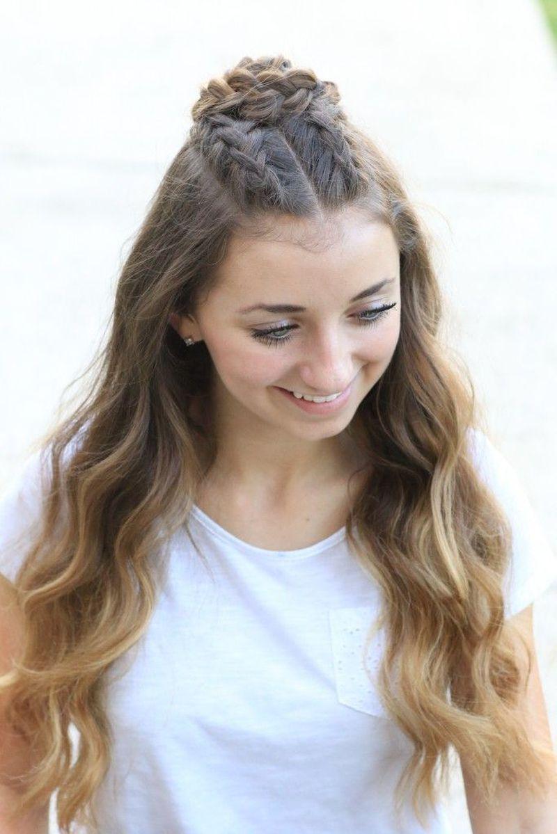 بالصور افضل تساريح الشعر , مجموعة متنوعة من اخر تسريحات للشعر 802 9