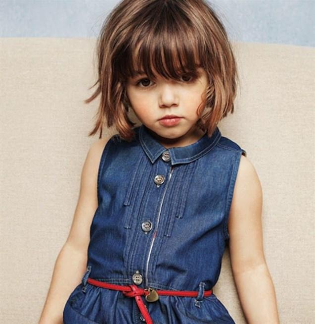 بالصور قصات شعر دائري للاطفال , اجمل قصات الشعر الدائرية 803 7