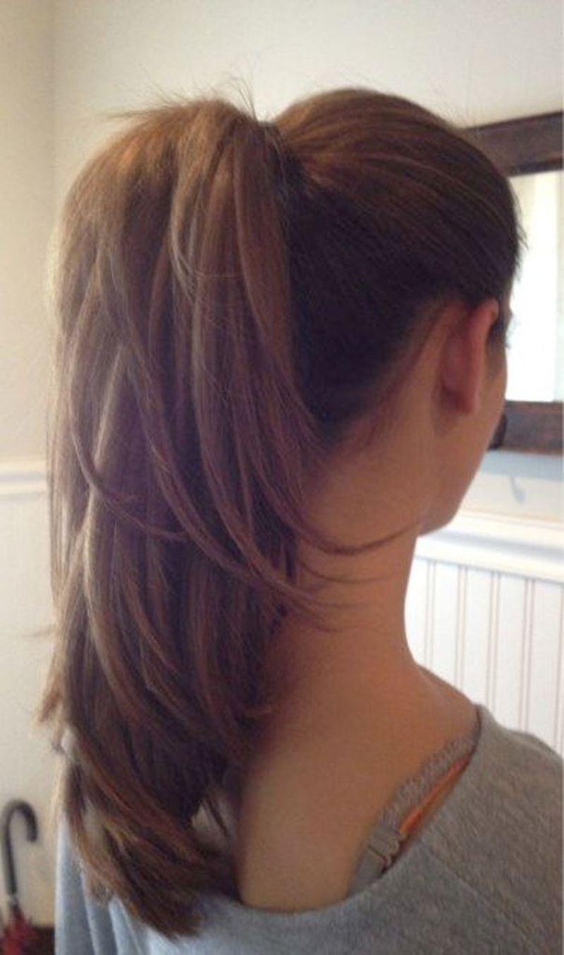بالصور قصة شعر طويلة , قصة جديد مناسبة لصاحبات الشعر الطويل 808 10