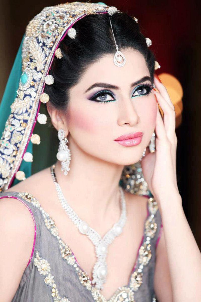 بالصور تسريحات عرايس هنديه , اجمل تسريحات الهنديات ليلة العرس 820 6