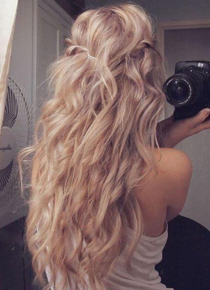 صورة فورم شعر بسيطة , تسريحات جذابة بالفورمة البسيطة