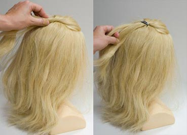 بالصور تسريحات شعر بناتي , تسريحات سهلة و بسيطة للبنات 824 2