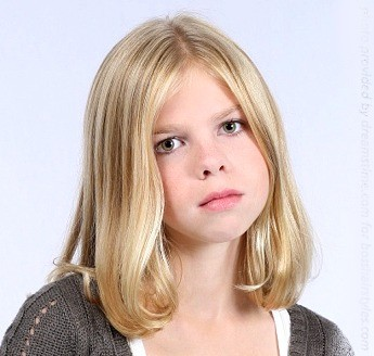 بالصور تسريحات شعر بناتي , تسريحات سهلة و بسيطة للبنات 824
