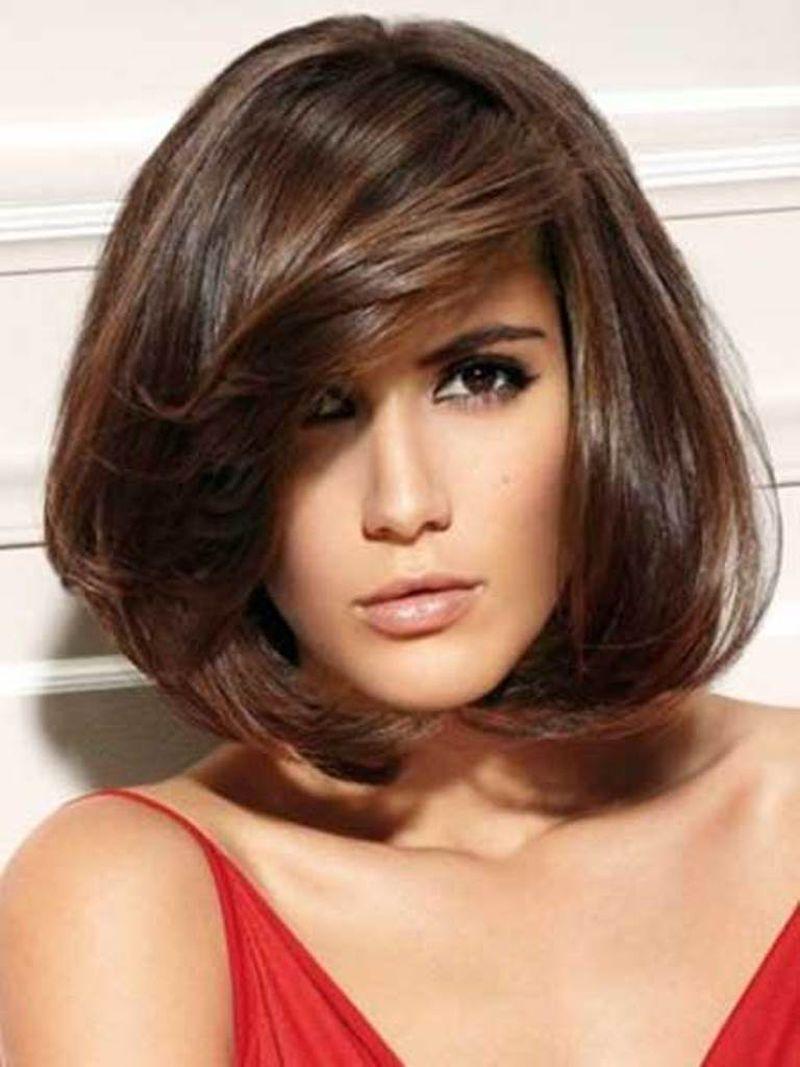 بالصور قصات شعر مدرج قصير جدا , موضة الشعر المدرج تزيدك جمالا 832 1