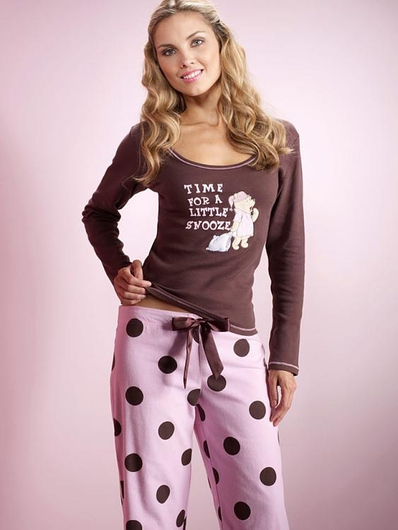 بالصور صور بيجامات بنات , ملابس للبيت للفتيات 1006 1