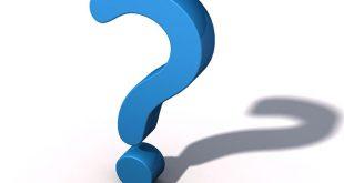 صور علامات استفهام متحركه , اداة للسؤال ثابتة
