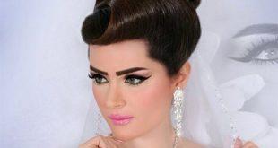 صورة صور تسريحة العروس , فورمات الشعر روعة