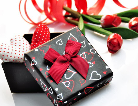 صوره صورة معبرة عن هدية , خلفيات لاعياد الميلاد